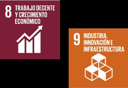 Una vigilancia de mercado eficaz y eficiente contribuye al cumplimiento de los siguientes ODS de la  ...