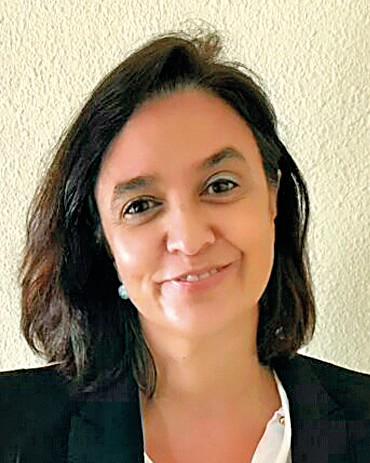Rocío Pérez, Gerente de Certificaciones y Servicio Regulado de Telefónica España