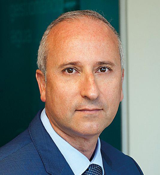 Isaac Navarro, CEO de Contazara