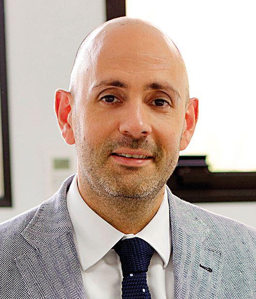 Rubén González, Director de la Escuela Superior de Ingeniería y Tecnología.  Universidad Internacional de La Rioja (UNIR)