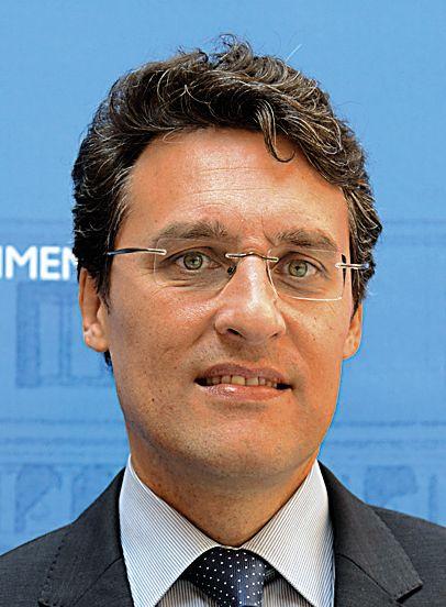 Fernando Miranda, Secretario General de Agricultura y Alimentación. Ministerio de Agricultura, Pesca y Alimentación