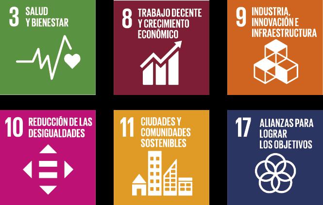 La normalización en accesibilidad contribuye al cumplimiento de los Objetivos de Desarrollo  ...