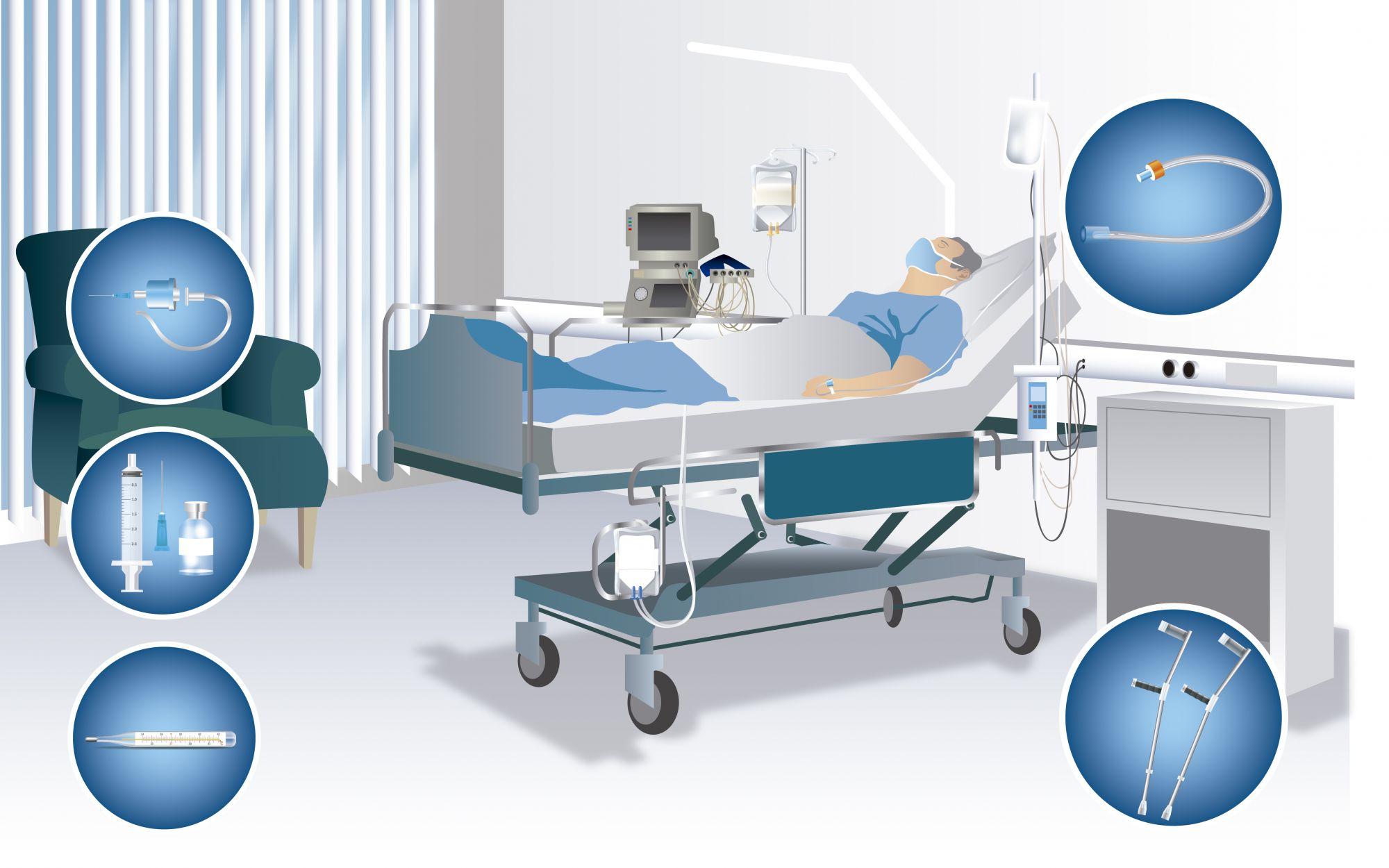 Hospital (3/3) Habitación